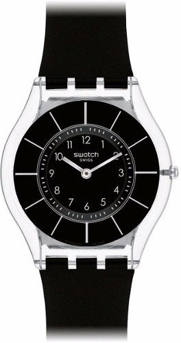 reloj swatch black classiness sfk361 | original envío gratis