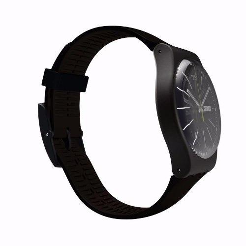reloj swatch blue browny suoc704 | original envío gratis