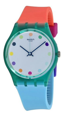 reloj swatch candy parlour gg219   original envío gratis