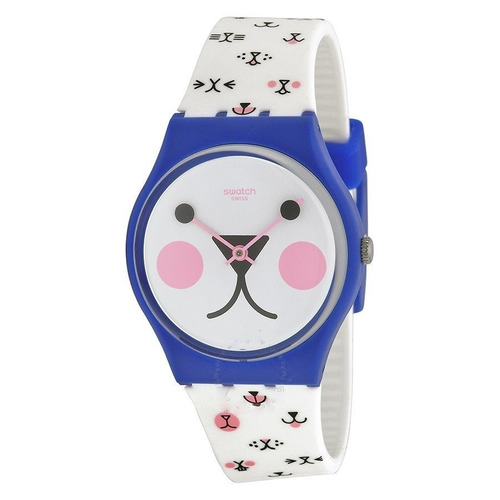 reloj swatch cattitude gn241 | original | agente oficial