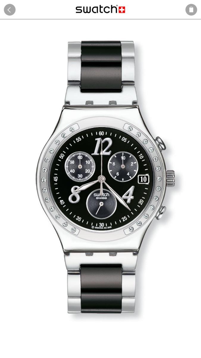 Negro Reloj Swatch Negro Reloj Swatch Ceramica Ceramica qUMVpGLSz