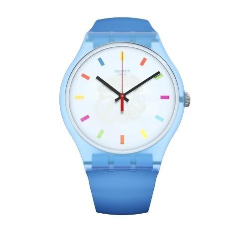 Reloj Swatch Gratis Envío Square Suon125Original Color Y7vfgyb6