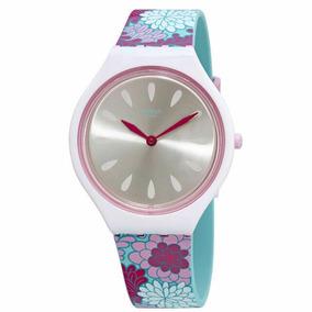Reloj Swatch Dama Skinpivone Svoz100 + Envio Gratis + Regalo