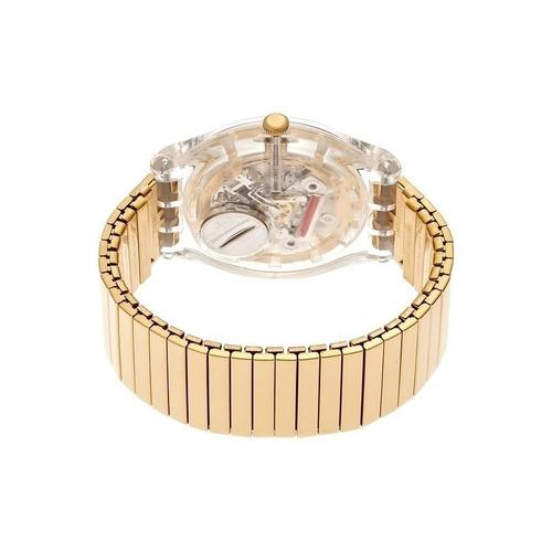 reloj swatch dazzling light