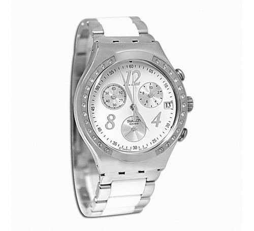 reloj swatch dreamwhite ycs511gc | original envío gratis
