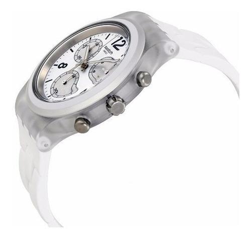 reloj swatch elesilver svck1007 | original envío gratis