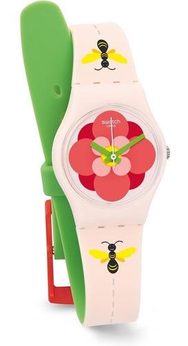 reloj swatch flower jungle lm140 | original envío gratis