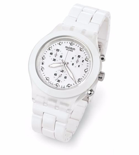 reloj swatch full blooded svck4045ag | original envío gratis