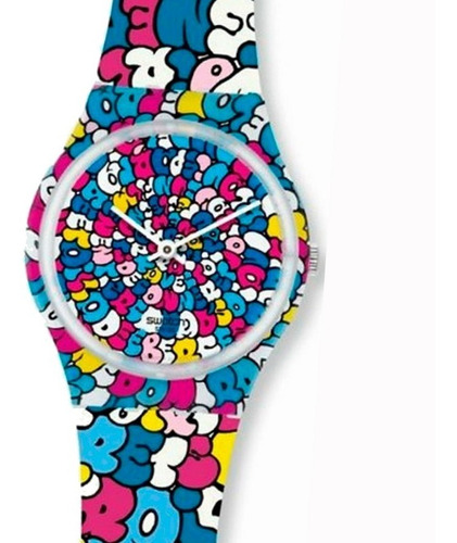 reloj swatch ge232std love song standard agente oficial