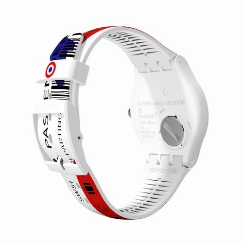 reloj swatch go to gate suow141 | original envío gratis
