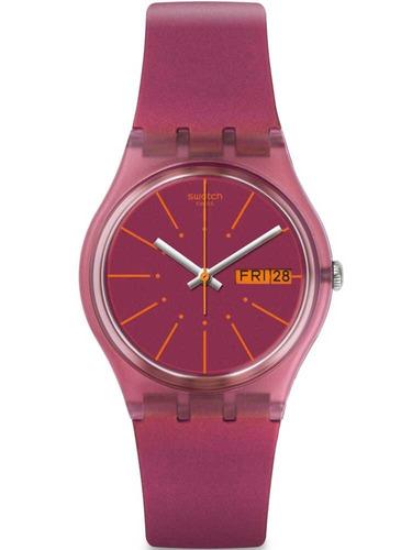 reloj swatch gp701 sneaky peaky para mujer