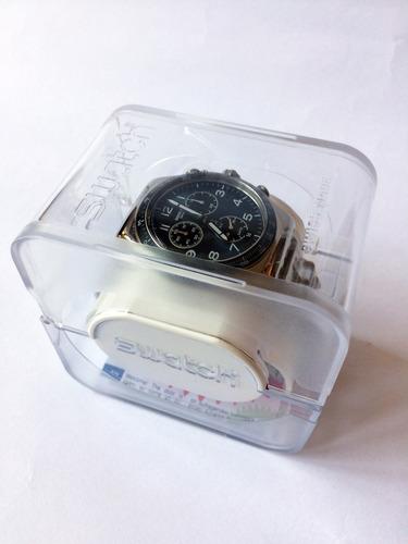 Reloj swatch hombre boxengasse yvs423g