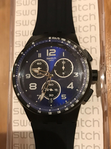 reloj swatch hombre