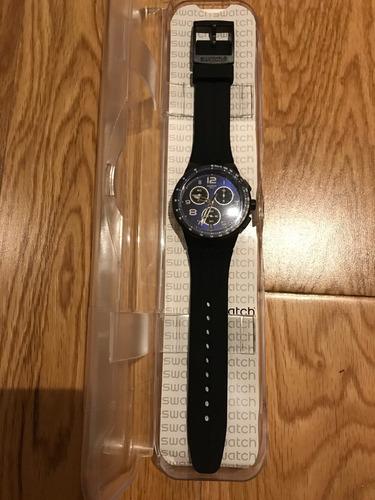 reloj swatch hombre nuevo 0 usos