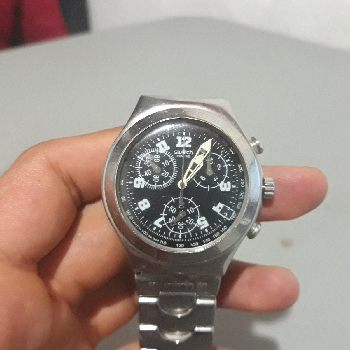 Swatch Irony Jewels 4 V8 Reloj sQthrdxC