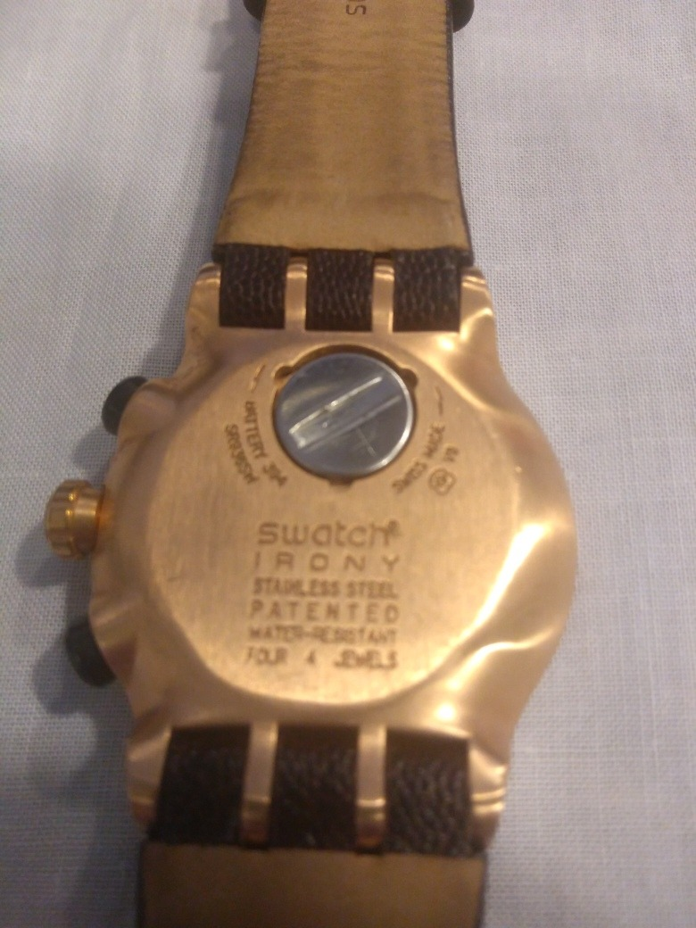Dorado Dorado Reloj Reloj Irony Dorado Reloj Swatch Reloj Swatch Irony Swatch Irony Swatch Irony WI29HED
