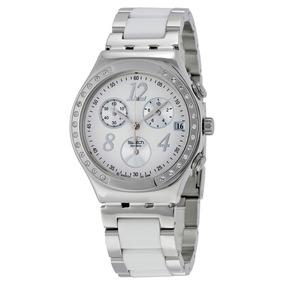Dreamwhite Ycs511gc Acero Swatch Blanco Irony Reloj Unisex KcTlJF13