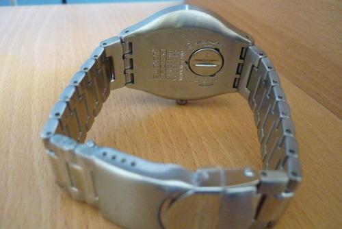 reloj swatch irony para caballero
