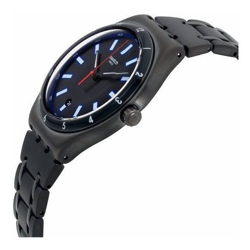 reloj swatch irony smokeygator ywm400g   envío gratis