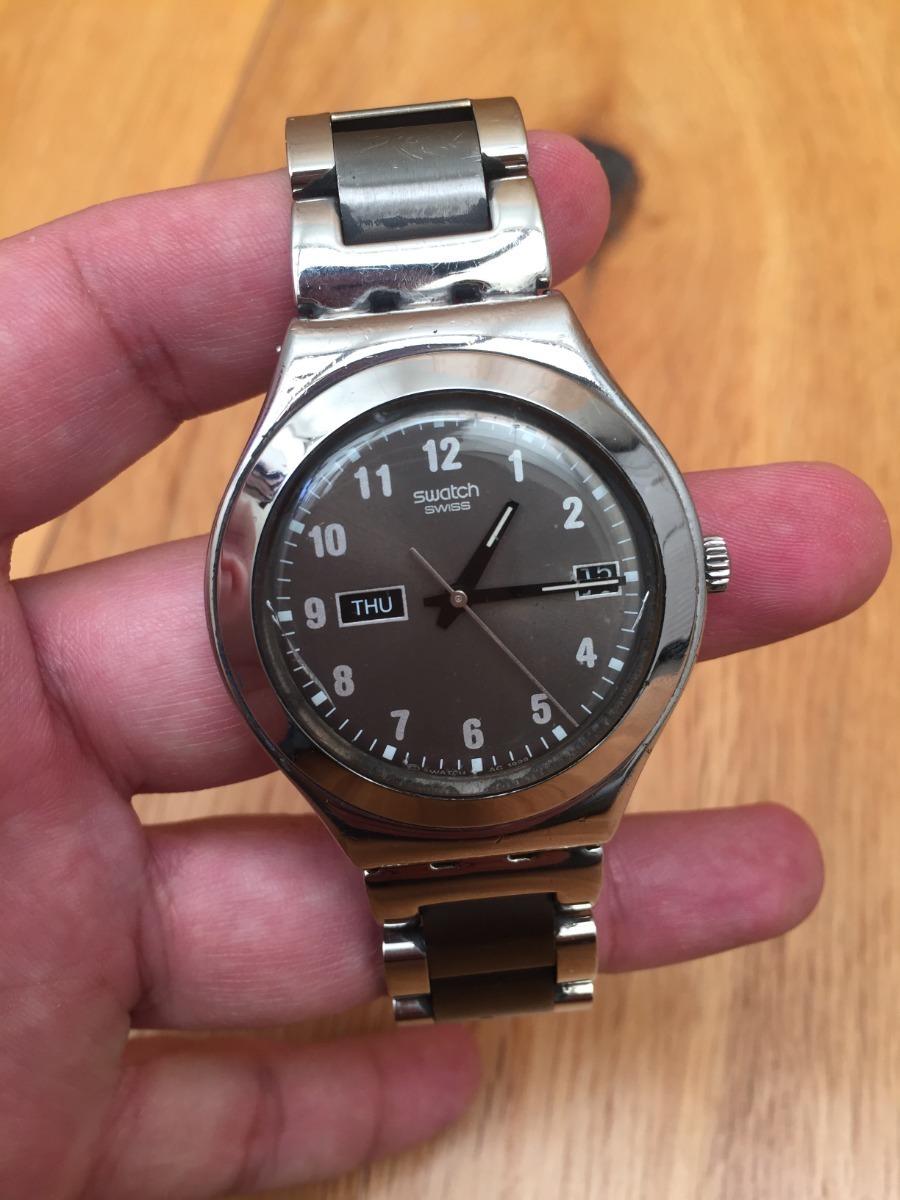 Swatch Swiss Irony Reloj Metal lJ1cTFK