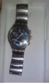 spedizione gratuita 0b278 c0a86 Reloj Swatch Irony Tres Piñoñes Usado Sin Pila