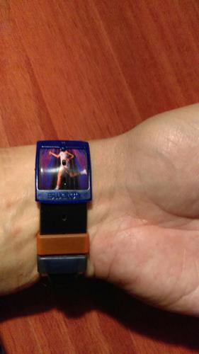 reloj swatch jjoo seoul 1988, precioso impecable como nuevo.