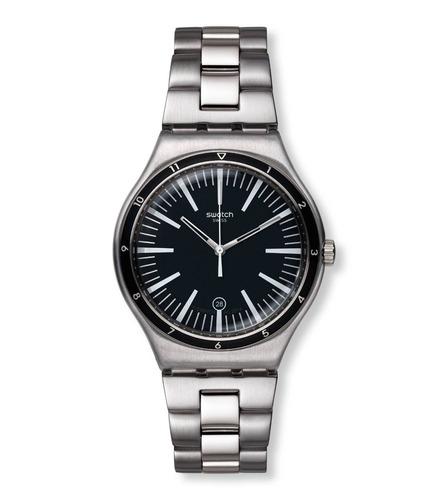 reloj swatch mire noire yws411g | original envío gratis