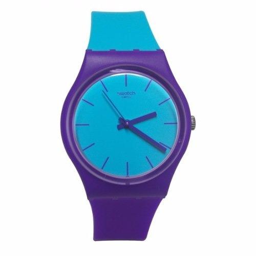 reloj swatch mixed up gv128 unisex   original envío gratis