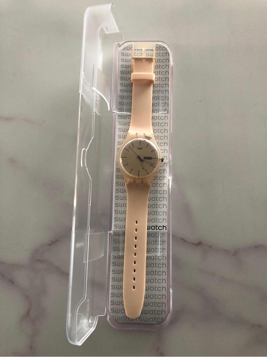 5a139c3abd98 reloj swatch modelo rose level nuevo!! Cargando zoom.