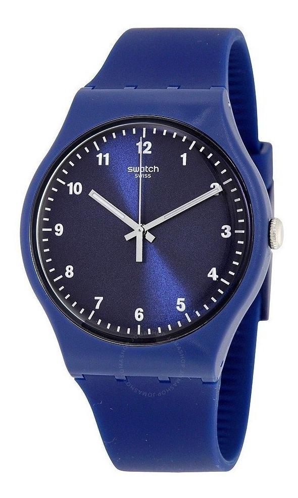 Suon116 Córdoba Blue Oficial Mono Swatch Reloj Agente Fc1JTlK3