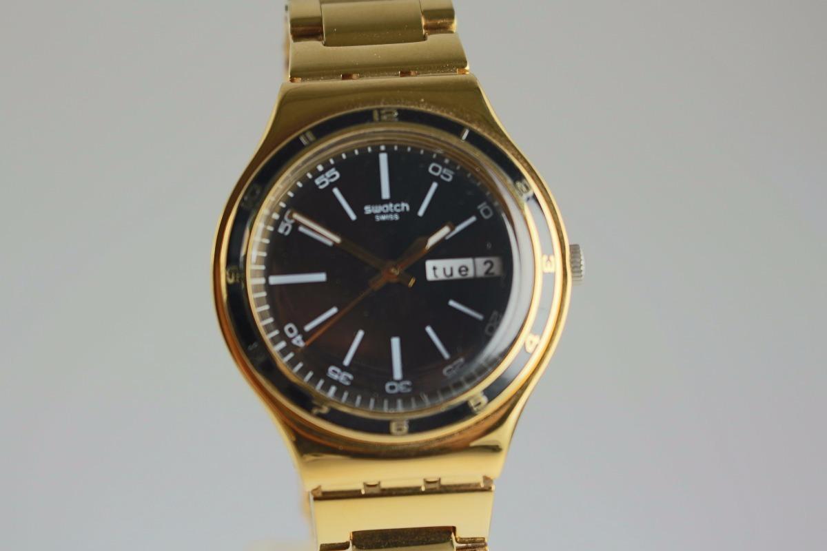 Reloj Reloj Reloj Dorado Ygg705g Mujer Dorado Ygg705g Swatch Mujer Swatch Swatch Mujer VLMpqUGSz