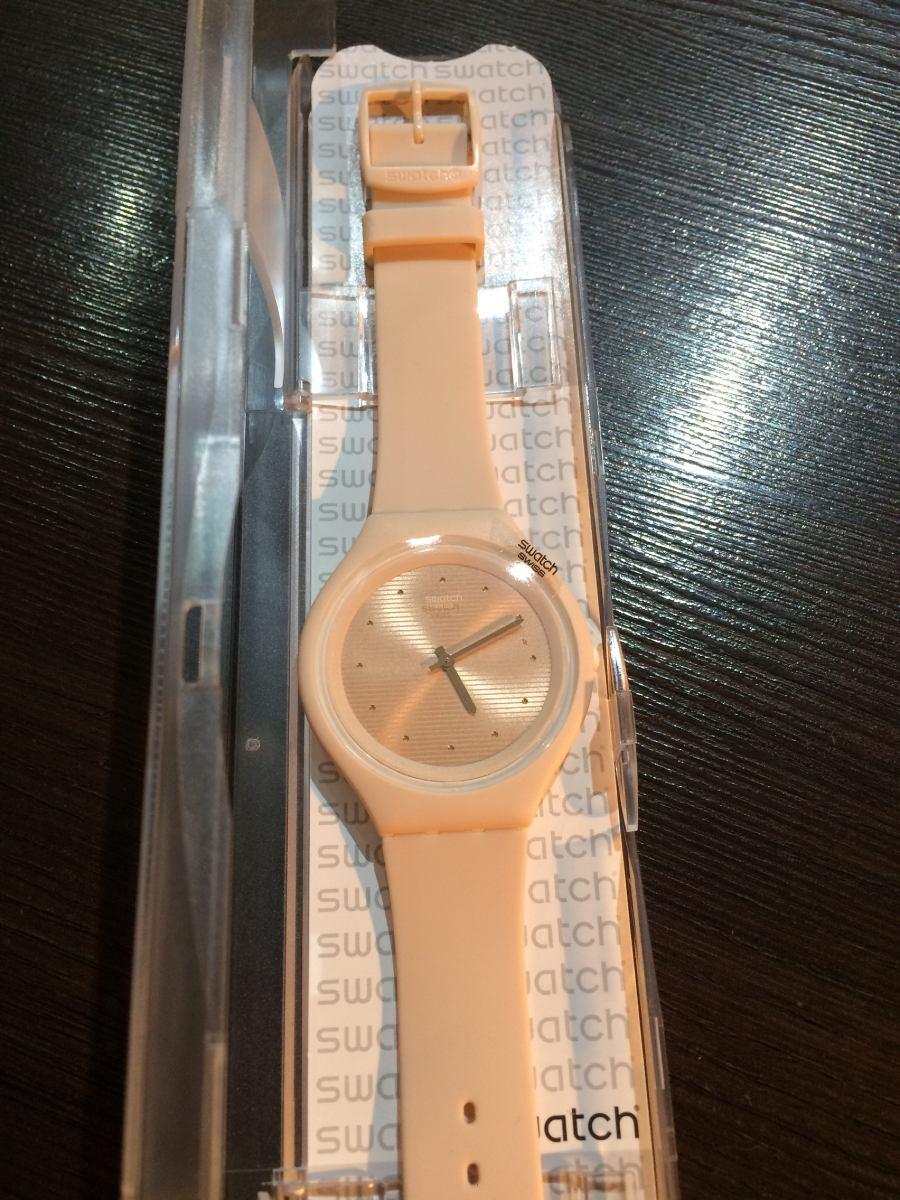 dd567561f42d reloj swatch mujer skin skinskin svut100 original y nuevo. Cargando zoom.