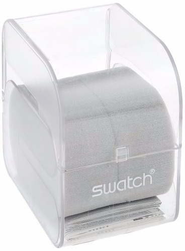 reloj swatch mujer suok700 resolution original oficial envío