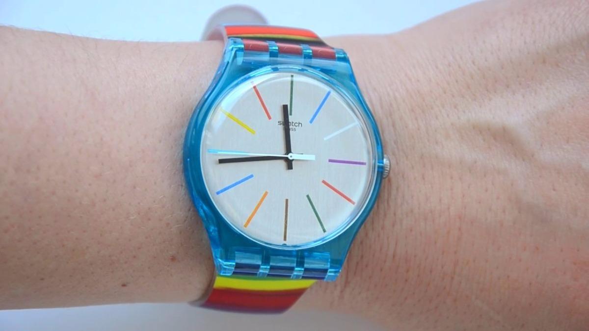 Colorbrush Swatch AgOfEnvio Reloj Gratis Suos106 Mujer rBCoWdxe