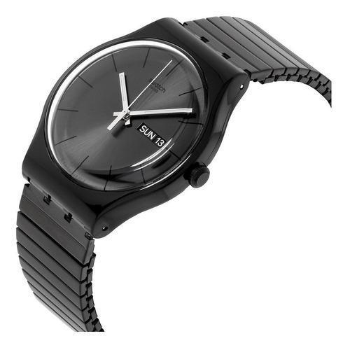 reloj swatch mystery life large suob708a   original