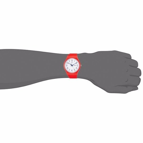 reloj swatch new gent red me up suor707 | envío gratis