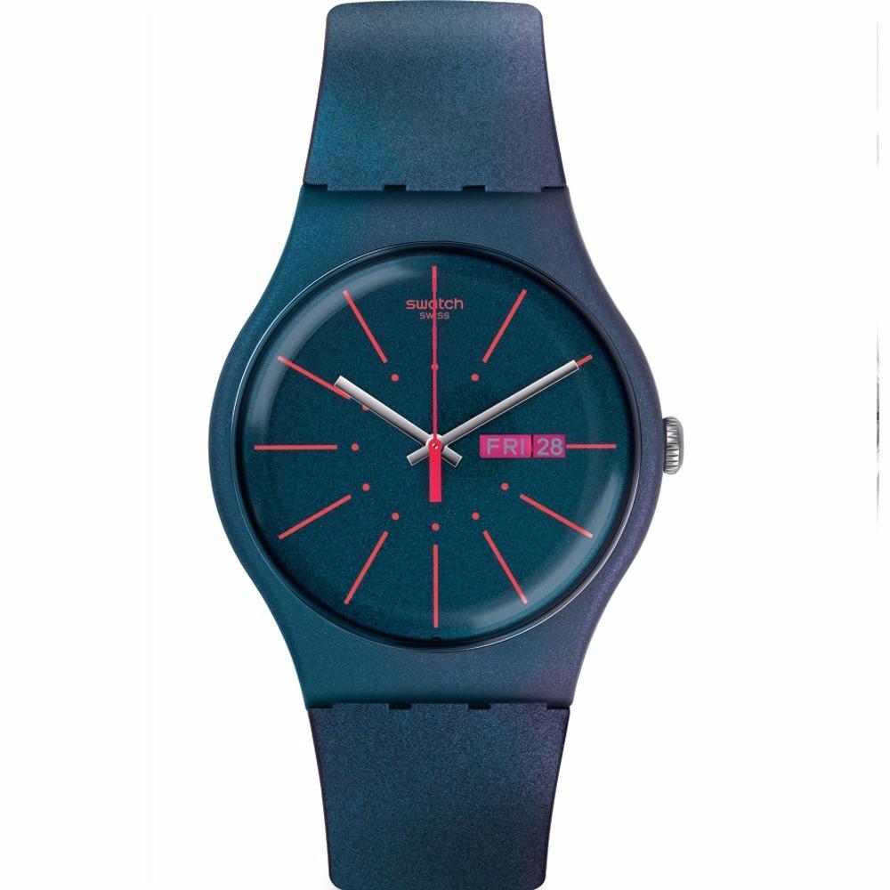 Gentleman Envio Mujer New Swatch Reloj Suon708 Gratis Y6gb7yvfI