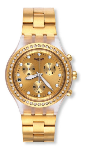 reloj swatch one thousand and one svck4084g | envío gratis