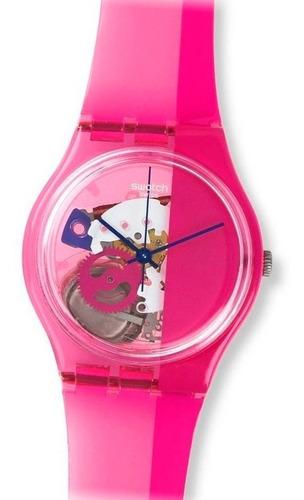 reloj swatch pinkorama gp145 | original envío gratis