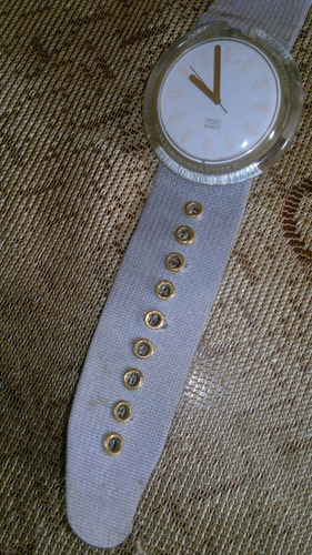 reloj swatch pop made in swiss