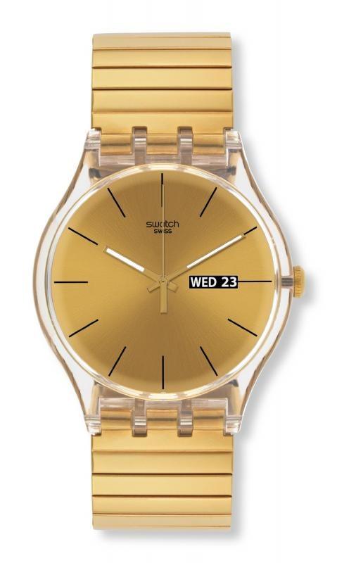 reloj swatch pulsera