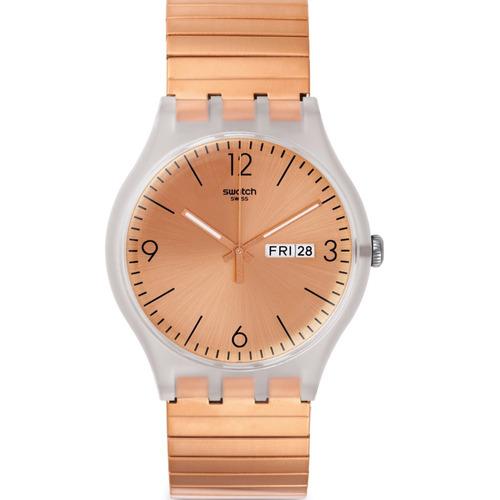 reloj swatch rostfrei suok707 mujer envio gratis