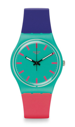 reloj swatch shunbukin gg215 mujer | original envío gratis