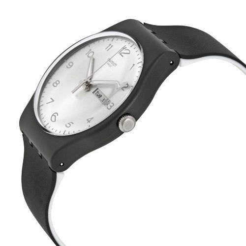 Silver Envío Reloj Suob717Original Friend Gratis Swatch qUMpGSzV