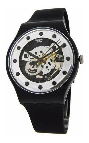 reloj swatch silver glam suoz147 | original envio gratis