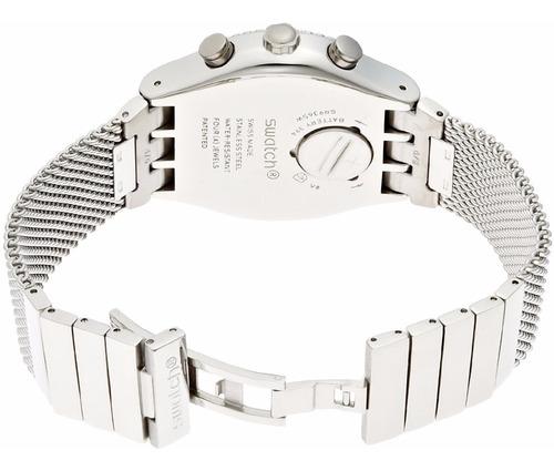 reloj swatch silverish yvs405g | original envío gratis
