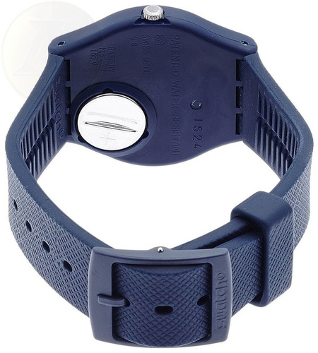 reloj swatch sir blue gn718 | original envío gratis