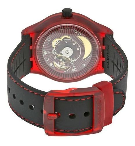 reloj swatch sistem red sutr400 | original envío gratis