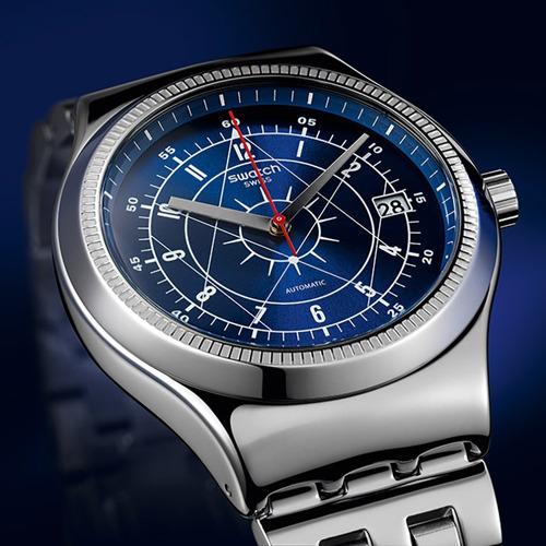 reloj swatch sistem51 irony sistem boreal yis401g | envío