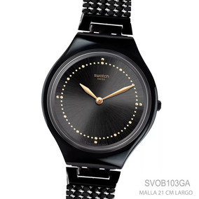 Swatch Suizo Skingala Reloj Skin Ultra Svob103ga Delgado 7gf6ybY